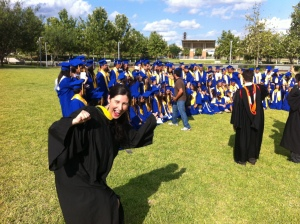 2012 IDEA Donna Graduation