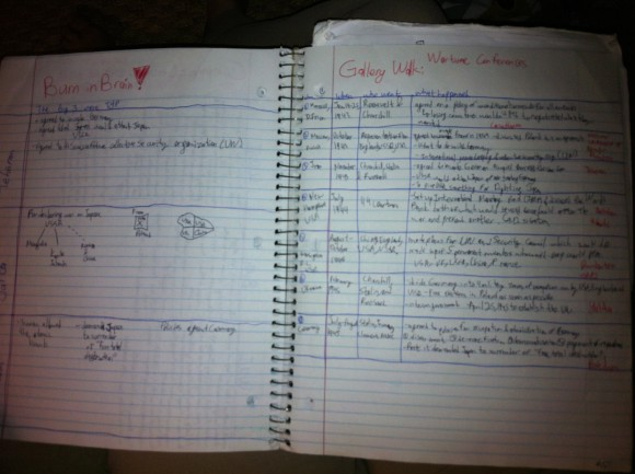 The Tome Interactive Notebooks The Sacred Profession