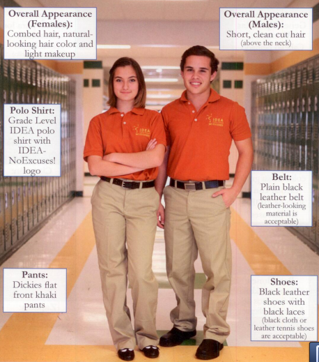Uniforms: An easy way out of character education? | The Sacred ...
